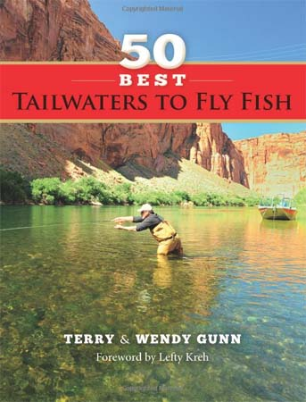 Book 50 best tailwaters to fly fish for Best fly fishing books