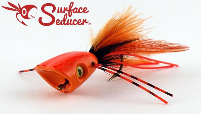surface_seducer_double_barrel_bass_bug_popper_orange_lg