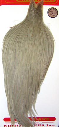 Whiting's Rooster Dry Fly Cape ! <img src=