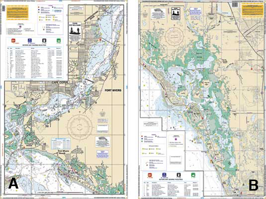 waterproof_chart_020F_estero_bay_caloosahatchee_river_lg