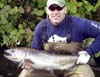 KAOS with CoHo on DSR Salmon River