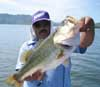 The largemouth are ginormous in Mexico