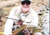 Bob McDonald netted a Trout